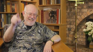 Interview with Greg Bear on Science Fiction, Singularity