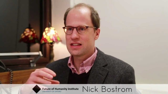 The Simulation Argument – Nick Bostrom