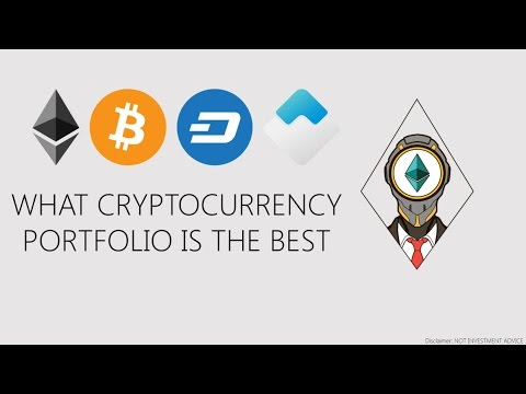 What cryptocurrency portfolio is the best
