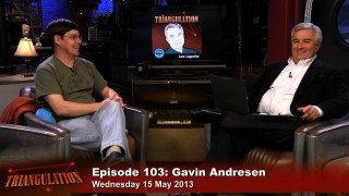 Gavin Andresen interview, Chief scientist at the Bitcoin Foundation (2013)