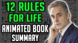 12 RULES FOR LIFE BY JORDAN PETERSON – Animated Book Summary